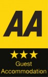 AA Guest Accommodation 3 Star