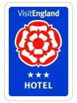 Visit England Hotel 3 Stars