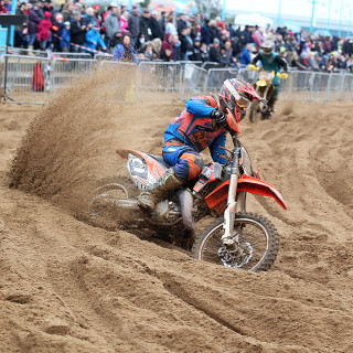 AMCA Skegness Motocross Beach Race