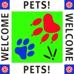 Pets Welcome