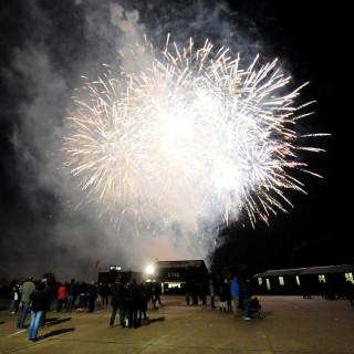 Fireworks Display & Night Run