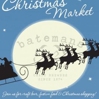 Batemans Brewery Christmas Market