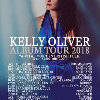 Kelly Oliver in Concert
