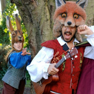 Reynard the Fox - The Fabularium