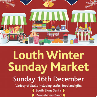 Louth Winter Sunday Market