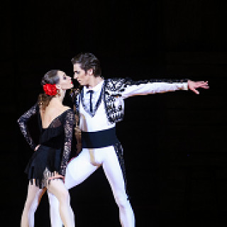 Carmen Suite / Petrouchka – the Bolshoi, Live Streamed from Moscow