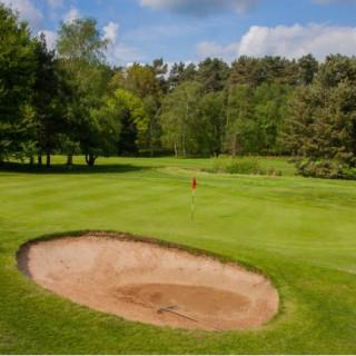 Mens Open at Market Rasen Golf Club