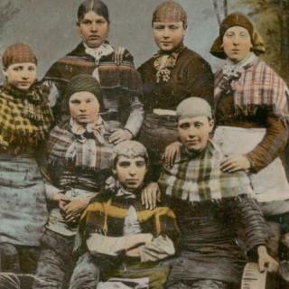 Victorian Mining Women