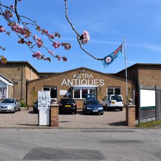 Antiques Fair at Astra Antiques