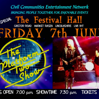 The Platform Two Show - Glam Rock Night