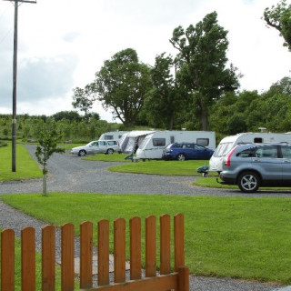 Greetham Retreat CL site (Caravan and Motorhome Club)