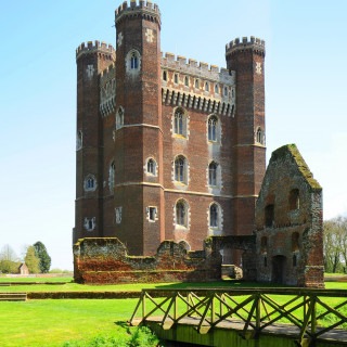 Lords and Ladies Day at Tattershall Castle
