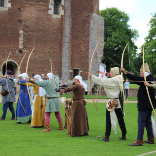 From Dangerous to Delicious at Tattershall Castle