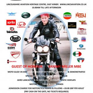 UK Buell & Italian Motorcycle Meet