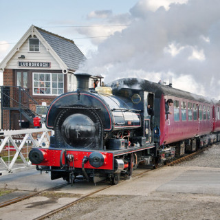 Father's Day Special at Lincolnshire Wolds Railway