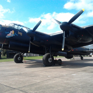 East Kirkby Air Show