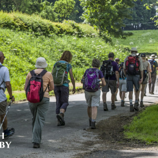 Wolds Walking Festival Open Day at South Ormsby Estate