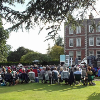 Pride & Prejudice Open Air Theatre