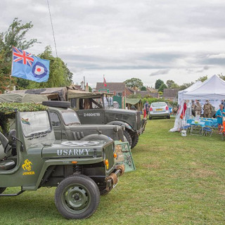 North Thoresby 1940's Event