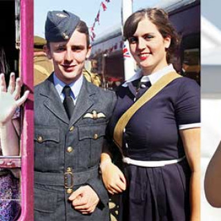 1940's Weekend at Lincolnshire Wolds Railway