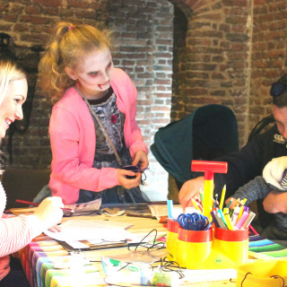 Halloween Half Term at Tattershall Castle