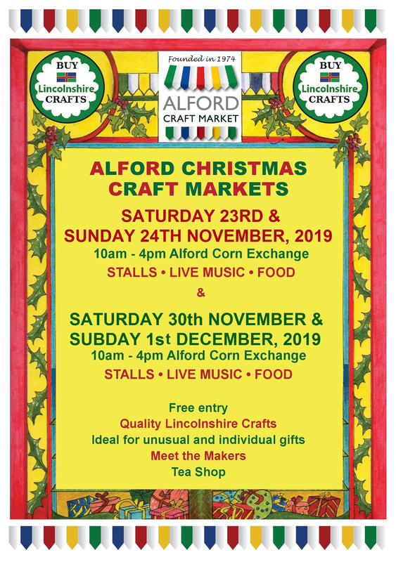 Christmas Crafts 2019.Alford Christmas Craft Market
