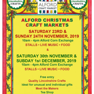 Alford Christmas Craft Market