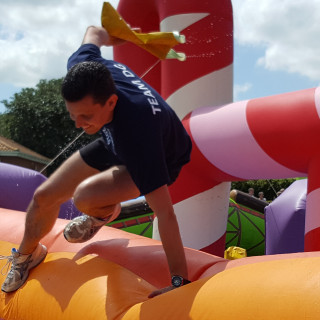 St Barnabas Hospice - It's A Knockout!