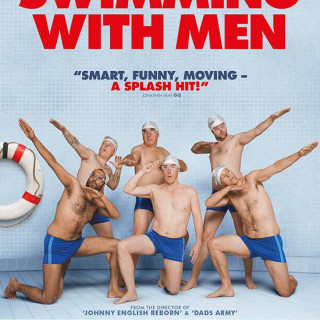 Swimming with Men - Caistor Community Cinema