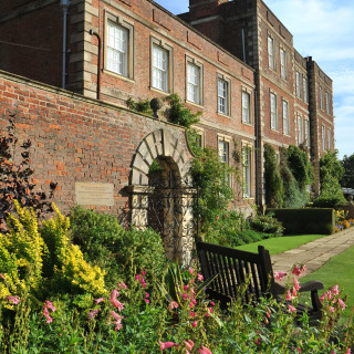 Discover Lincolnshire Weekend - Gunby Hall and Gardens