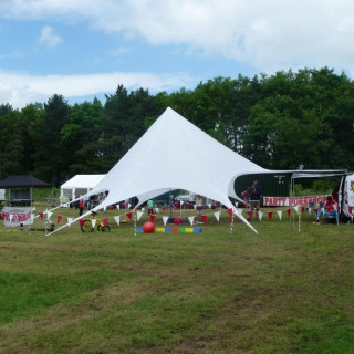 Family Camping Weekend at Stourton Estates