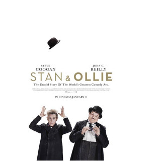 Stan and Ollie -  Caistor Community Cinema
