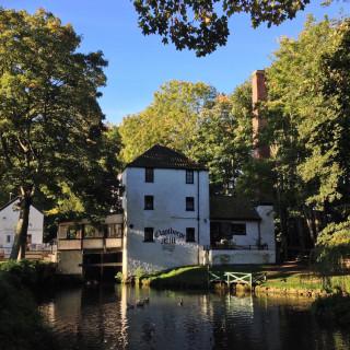 Claythorpe Watermill & Wildfowl Gardens