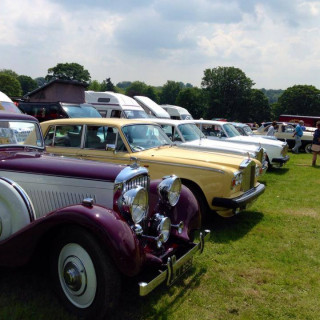 Louth Classic Car Show