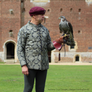 Medieval Falconry Weekend