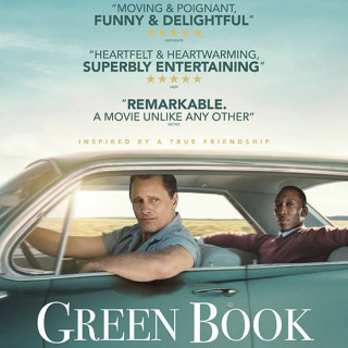 Green Book - Caistor Community Cinema