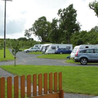 Greetham Retreat CL site (Caravan and Motorhome Club)