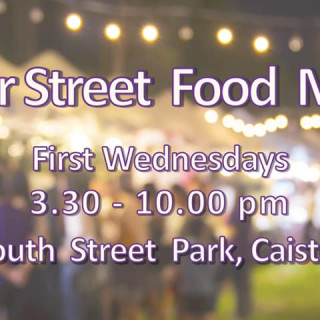 Caistor Street Food Market