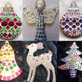 Children's Mosaic Workshop with Caron King