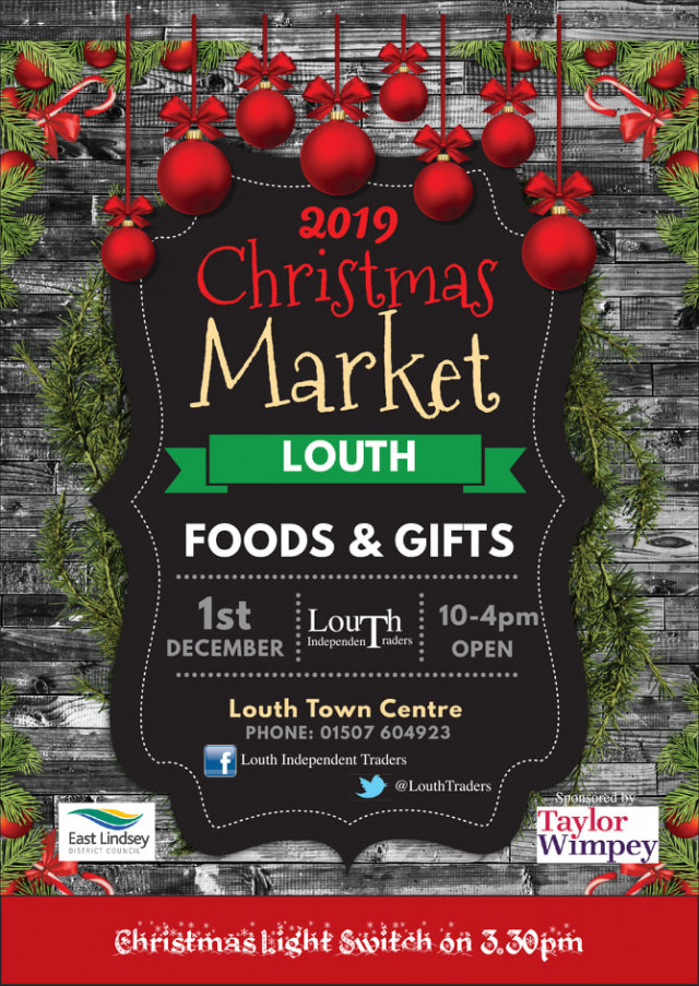 Louth Christmas Market Parking 2020 Louth Christmas Market