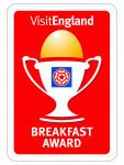 Visit England Breakfast Award