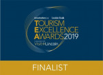 Lincolnshire Tourism Award Finalist 2019