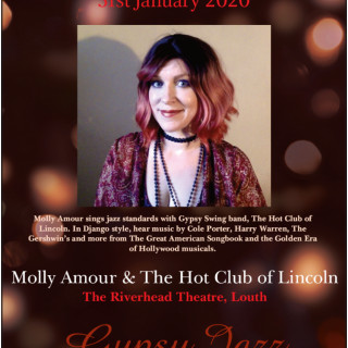 The Hot Club of Lincoln with Moll Amour