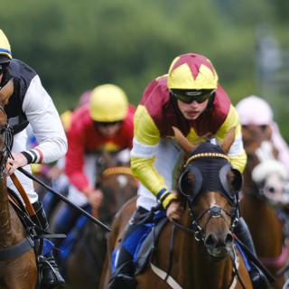 £10 County Raceday at Market Rasen Racecourse