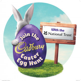 Cadbury Easter Egg Hunt at Gunby Hall and Gardens