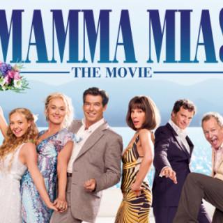 CANCELLED! - Mamma Mia - Outdoor Cinema