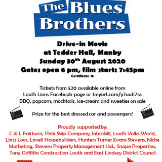 Louth Lions Drive-In Move - Blues Brothers (15)