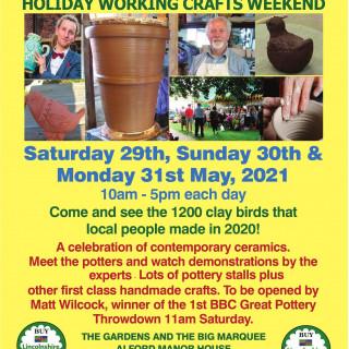 Alford Craft Market Spring Bank Holiday Weekend