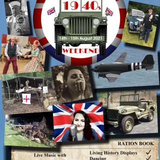 Alford 1940's Weekend