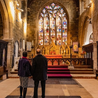 Lincolnshire Wolds and Coast Churches Festival - Louth, Alford & the coast areas